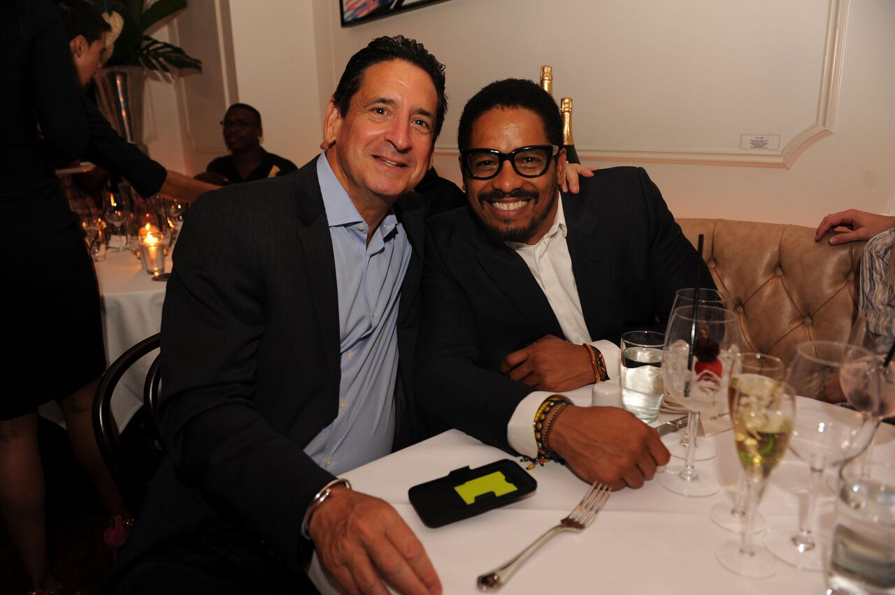 Philip Goldfarb and Rohan Marley